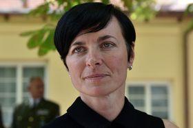 Lenka Bradáčová (Foto: Filip Jandourek, Archiv des Tschechischen Rundfunks)