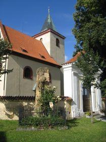 L'église Saint-Václav, photo: Denisa Tomanová