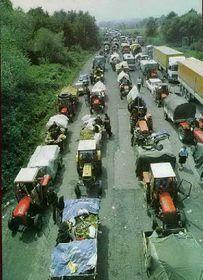 Поток сербских беженцев, фото: Добросовестное использование