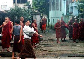 Birmania en la actualidad (Foto: CTK)