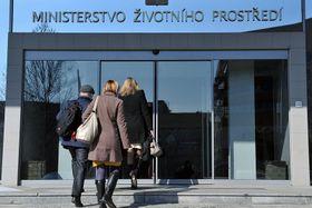 Здание Министерства по охране окружающей среды (Фото: Филип Яндоурек, Чешское радио)