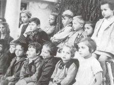 Jardín infantil para los niños judíos