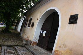 Rodný dům Jana Husa v Husinci u Prachatic, foto: Štěpánka Budková