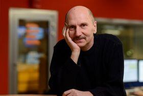 Petr Hartman, foto: Khalil Baalbaki, Archivo de ČRo