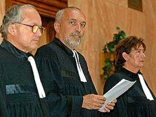 Richter des Verfassungsgerichts (Foto: CTK)