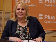 Klára Dostálová, photo: Jana Přinosilová / Czech Radio