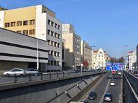 Budovy ministerstva vnitra, foto: Ondřej Tomšů