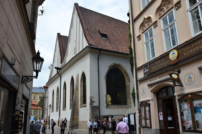 Вифлеемская часовня, фото: Йолана Новакова, Архив Чешского Радио - Радио Прага