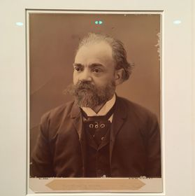 Antonín Dvořák, photo: Ian Willoughby, Bohemian National Hall