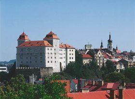 Castle in Mladá Boleslav