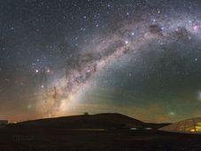 Milky Way, photo: Petr Horálek