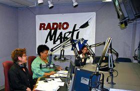 Radio y Televisión Martí, foto: Broadcasting Board of Governors