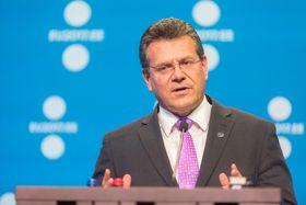 Maroš Šefčovič (Foto: EU2017EE Estonian Presidency, Flickr, CC BY 2.0)