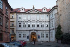Конвент Ордена Мальтийских рыцарей, Прага, фото: Tilman2007, Wikimedia Commons, CC BY-SA 4.0