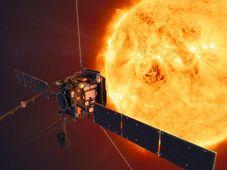 Solar Orbiter (Foto: ESA/ATG medialab)