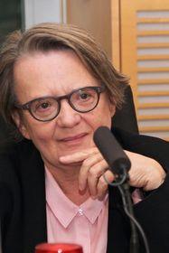 Agnieszka Holland (Foto: Alžběta Švarcová, Archiv des Tschechischen Rundfunks)