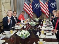 саммит НАТО, фото: ЧТК/АП/Pablo Martinez Monsivais