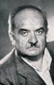 Валентин Држковиц; Reprofoto z publikace: Valentin Držkovic 1888-1969. Sborník k šedesátým narozeninám. Opava 1948