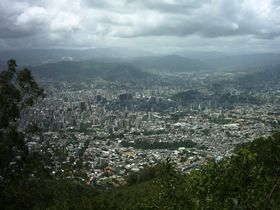 Caracas, photo: Guillermo Ramos Flamerich, CC BY-SA 3.0