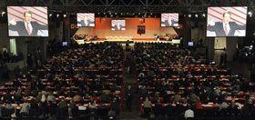 VIII Congreso del Partido Socialista Europeo, foto: ČTK
