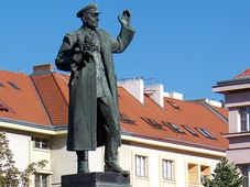 Памятник маршалу Коневу (Фото: ŠJů, CC BY-SA 3.0)
