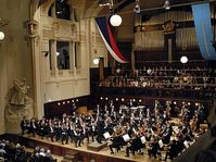 L'Orchestre de la Radiodiffusion tchèque, photo: Zdenek Chrapek, www.festival.cz