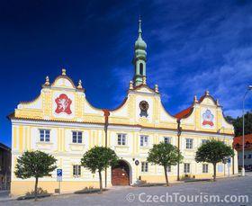 Кашперске Горы (Фото: CzechTourism)