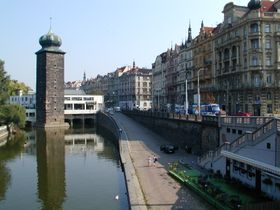Torre de Agua  Sítkovská