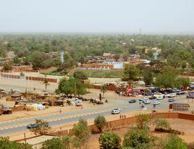 Niamey, photo: Roland Huziaker, photo: CC BY-SA 2.0