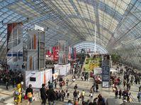 Leipziger Buchmesse (Foto: Kritzolina, Wikimedia Commons, CC BY-SA 3.0)