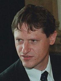 Former Finance Minister Pavel Mertlik