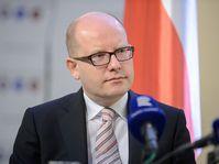 Bohuslav Sobotka, foto: Khalil Baalbaki, ČRo