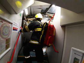 Фото: Архив Пожарной службы Центрально-Чешского края