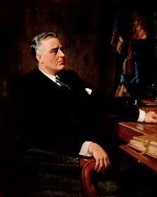 Франклин Д. Рузвельт, Фото: открытый источник
