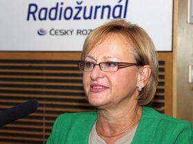 Hana Roháčová, foto: Šárka Ševčíková, ČRo