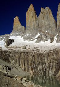 Torres del Paine, foto: Steve Bennett, Wikimedia Commons, CC BY-SA 4.0