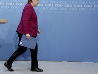 Angela Merkel, photo: ČTK/AP/Kay Nietfeld