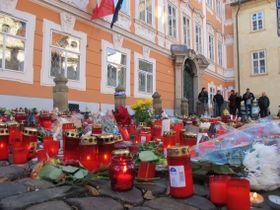 Здание посольства Франции в Праге, Фото: Анна Кубишта, Чешское радио - Радио Прага