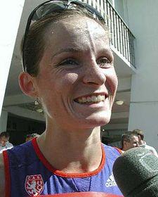 Barbora Dibelkova, photo: CTK