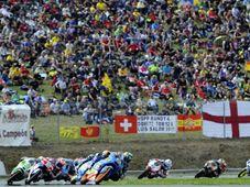 Gran Premio de la RCh efectuado este domingo en el circuito de Brno, foto: ČTK