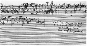 'L'art de la fugue'