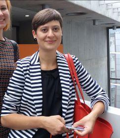 Екатерина Газукина, фото: Антон Каймаков