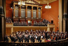 Česká filharmonie, foto: archivo de la Radiodofusión Checa