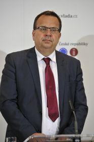 Министр промышленности и торговли Ян Младек (Фото: ЧТК)