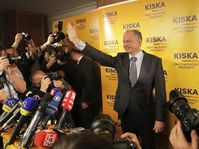 Andrej Kiska, photo: ČTK