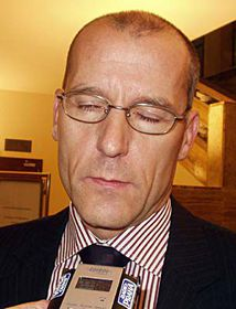 Zdeněk Tůma, guvernér ČNB, foto: autor
