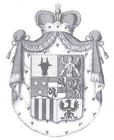 Герб рода Лобковиц