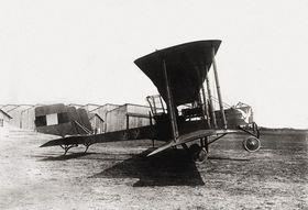 самолет Caproni Ca 33, фото: открытый источник