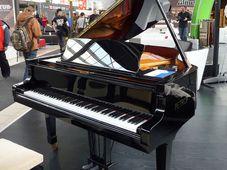 Le piano Petrof, photo: Pavel Ševela, CC BY-SA 3.0