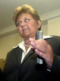 La ministra de Salud checa, Marie Soucková, foto: CTK